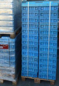 ERP Software Omnitec mit integriertem Behältermanagement