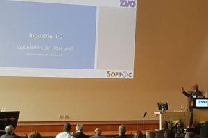 Vortrag Industrie 4.0 auf ZVO Oberflächentagen 2016